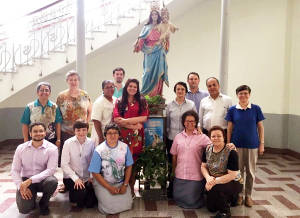 Brazil - Meeting of the Salesian Communication Network