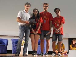 Conclusion of the Giffoni Film Festival