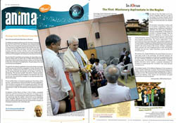 Fr. Guillermo Basañes in Shillong releases a new Missionary Bulletin