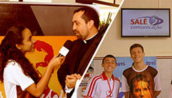 Brazil - Salesian schools in Salvador launch internal TV educational network