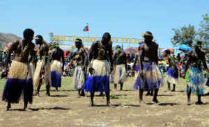 Papua Nuova Guinea- Il concorso 'Our Culture, Our Treasure'