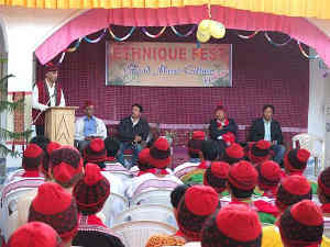 Ethnic Fest for the Mising Culture